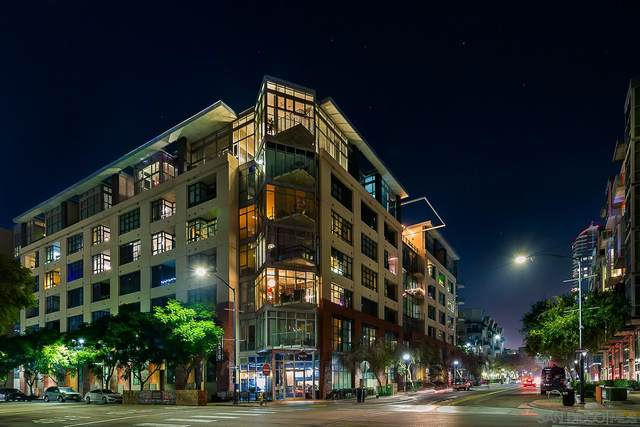 1050 Island Ave #707, San Diego, CA 92101 (#210000778) :: Neuman & Neuman Real Estate Inc.