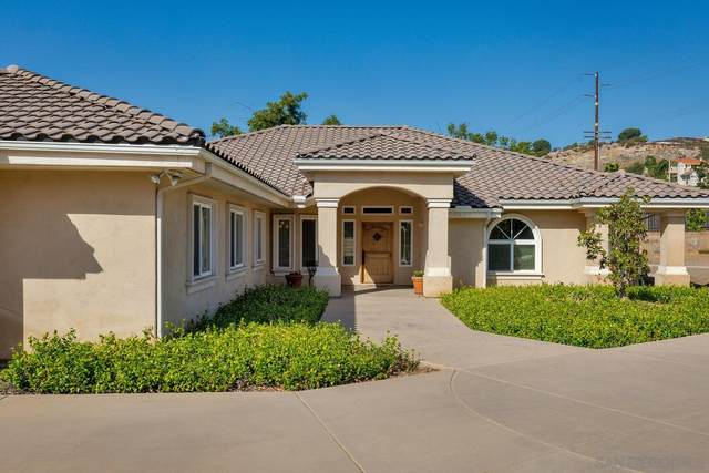 11088 Fury Ln, La Mesa, CA 91941 (#210000799) :: Neuman & Neuman Real Estate Inc.