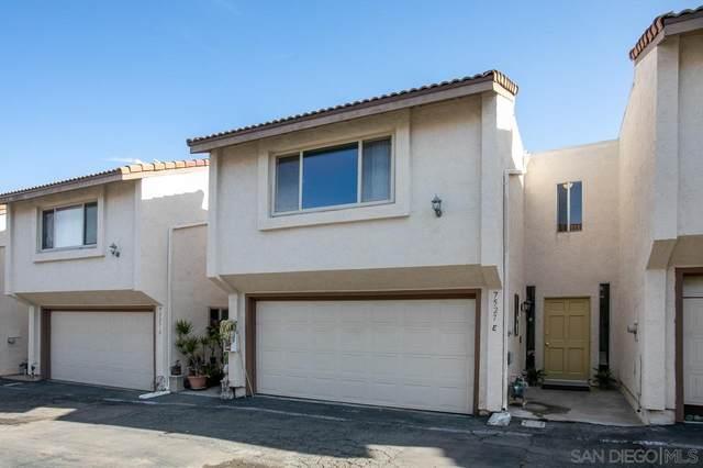 7527 Jerez Court Unit E, Carlsbad, CA 92009 (#210000863) :: Neuman & Neuman Real Estate Inc.
