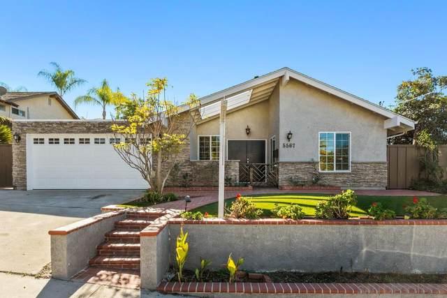5567 Lone Star Dr, San Diego, CA 92120 (#210000883) :: Neuman & Neuman Real Estate Inc.
