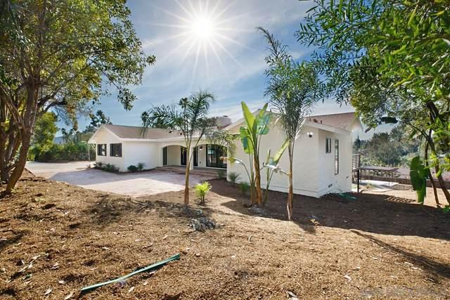 1810 Shadow Knolls Pl, El Cajon, CA 92020 (#210000911) :: Neuman & Neuman Real Estate Inc.