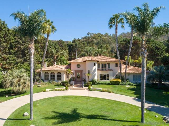 4617 La Orilla, Rancho Santa Fe, CA 92067 (#210000957) :: Team Forss Realty Group
