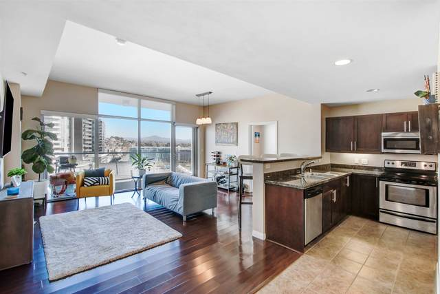 253 10Th Ave #1008, San Diego, CA 92101 (#210000965) :: Neuman & Neuman Real Estate Inc.