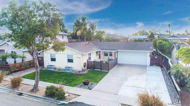 4334 Quapaw Ave, San Diego, CA 92117 (#210001014) :: Neuman & Neuman Real Estate Inc.