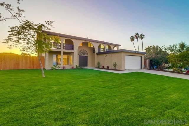 6306 Wenrich Drive, San Diego, CA 92120 (#210001077) :: Neuman & Neuman Real Estate Inc.