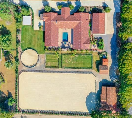 15731 Via De Santa Fe, Rancho Santa Fe, CA 92067 (#210001126) :: Neuman & Neuman Real Estate Inc.