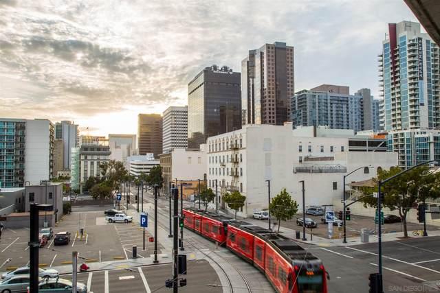 1080 Park Blvd #301, San Diego, CA 92101 (#210001169) :: Tony J. Molina Real Estate