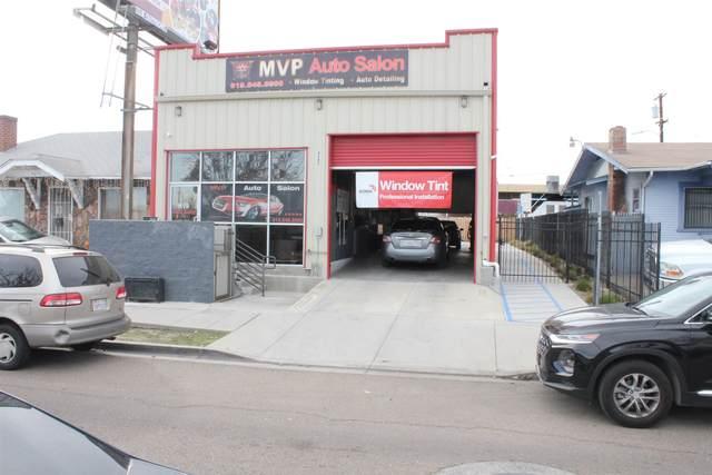 4242 40Th St, San Diego, CA 92105 (#210001226) :: Neuman & Neuman Real Estate Inc.