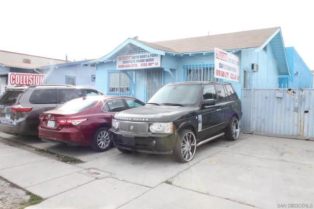 4252 40Th St, San Diego, CA 92105 (#210001233) :: Neuman & Neuman Real Estate Inc.