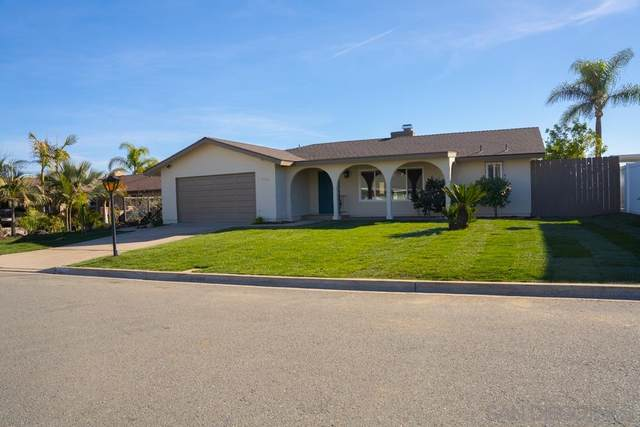 9935 Bonnie Vista Dr., La Mesa, CA 91941 (#210001314) :: Dannecker & Associates