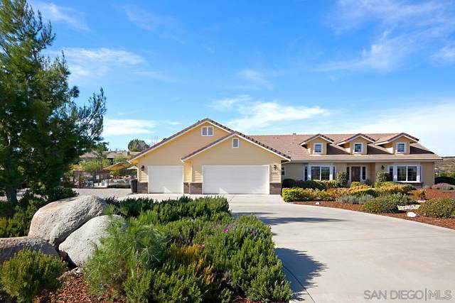 1292 Avenida Naranja, Ramona, CA 92065 (#210001366) :: PURE Real Estate Group