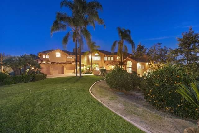 13739 Shadowood Ln, Valley Center, CA 92082 (#210001428) :: Neuman & Neuman Real Estate Inc.