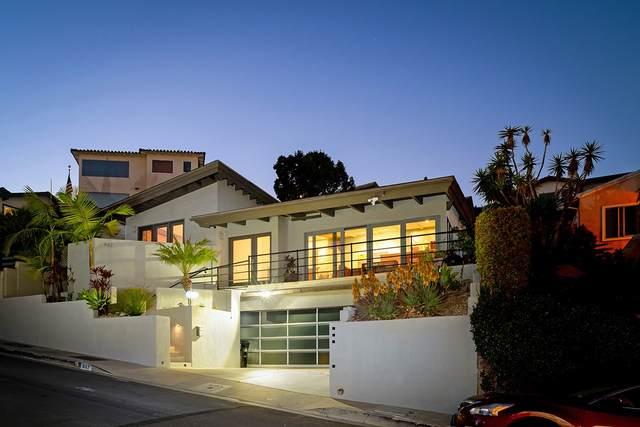 862 Armada Ter, San Diego, CA 92106 (#210001429) :: Tony J. Molina Real Estate
