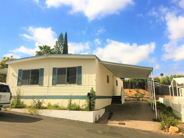 13162 Highway 8 Business Spc #49, El Cajon, CA 92021 (#210001437) :: Wannebo Real Estate Group