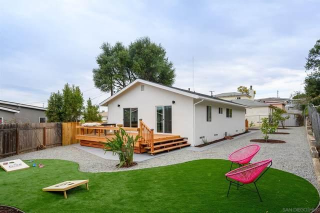 4907 Dafter Pl, San Diego, CA 92102 (#210001474) :: Tony J. Molina Real Estate