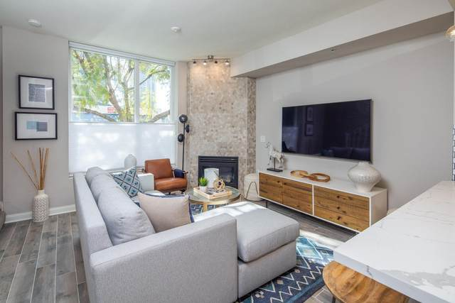 1240 India Street #100, San Diego, CA 92101 (#210001544) :: Zember Realty Group