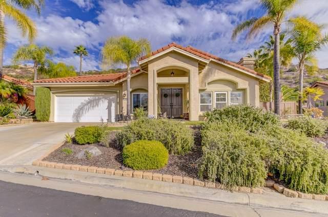 2284 Monarch Ridge Cir, El Cajon, CA 92019 (#210001569) :: PURE Real Estate Group