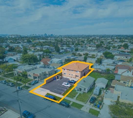 1121 E E 6Th St, National City, CA 91950 (#210001584) :: Neuman & Neuman Real Estate Inc.