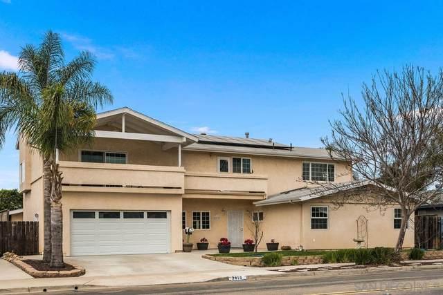 2810 Luna Ave, San Diego, CA 92117 (#210001667) :: Yarbrough Group