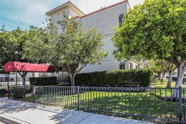 4205 Ohio Street #207, San Diego, CA 92104 (#210001913) :: Dannecker & Associates