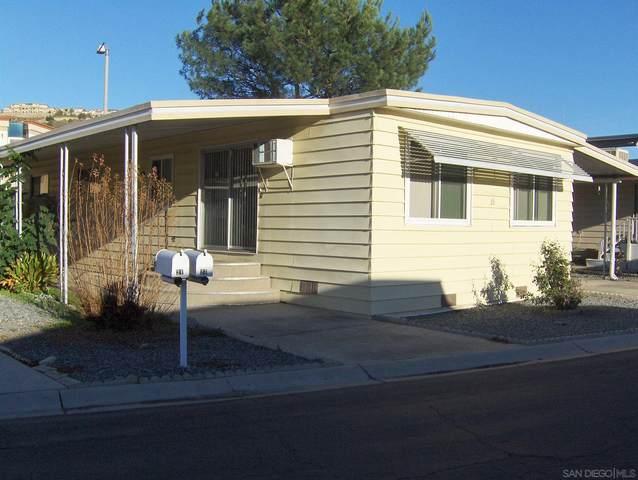 8712 N Magnolia Ave #23, Santee, CA 92071 (#210002540) :: Neuman & Neuman Real Estate Inc.