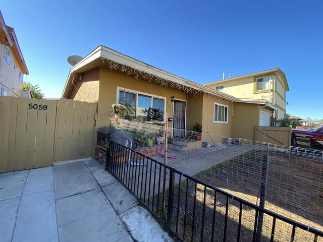 5057-5059 Sterling Ct, San Diego, CA 92105 (#210002665) :: PURE Real Estate Group