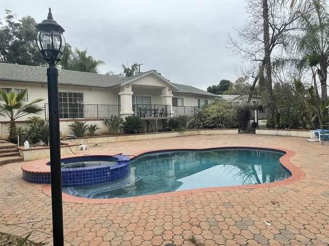 1193 Tres Lomas, El Cajon, CA 92021 (#210002760) :: San Diego Area Homes for Sale