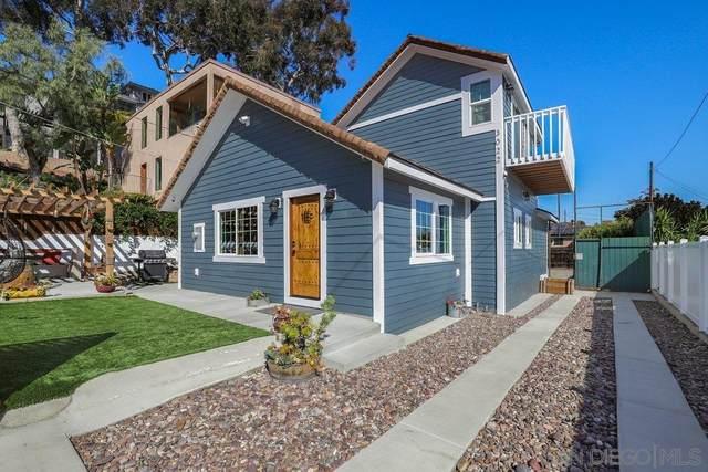 3022 Voltaire St, San Diego, CA 92106 (#210002952) :: Neuman & Neuman Real Estate Inc.