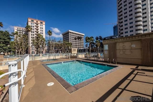 488 E Ocean Blvd P18, Long Beach, CA 90802 (#210003238) :: The Mac Group
