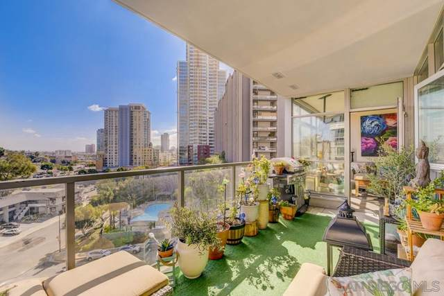 1441 9th Ave #505, San Diego, CA 92101 (#210003379) :: SD Luxe Group