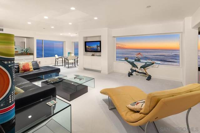 100 Coast Blvd #209, La Jolla, CA 92037 (#210003437) :: SD Luxe Group