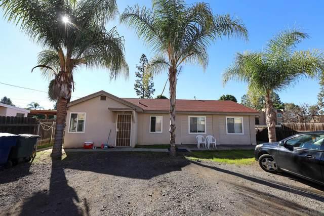 504 S Lincoln, El Cajon, CA 92020 (#210003524) :: San Diego Area Homes for Sale
