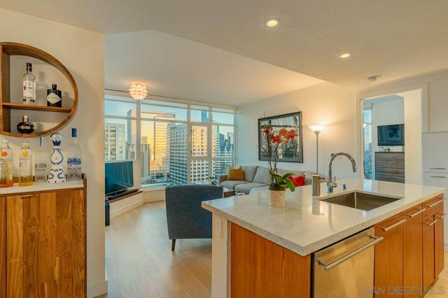 1205 Pacific Hwy #2104, San Diego, CA 92101 (#210003545) :: PURE Real Estate Group