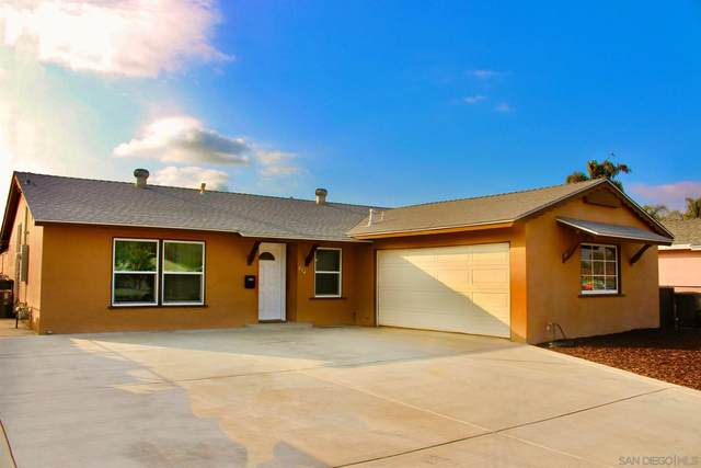 874 Denise Lane, El Cajon, CA 92020 (#210003757) :: Neuman & Neuman Real Estate Inc.