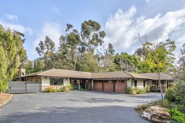 16807 Via De La Valle, Rancho Santa Fe, CA 92067 (#210003796) :: San Diego Area Homes for Sale