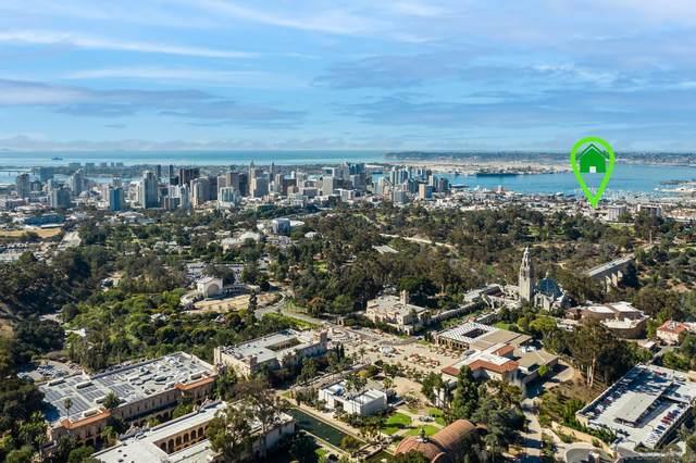 2295 3rd, San Diego, CA 92101 (#210004038) :: Carrie Filla & Associates