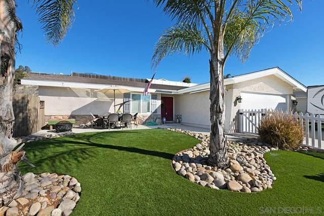 9412 Leticia Drive, Santee, CA 92071 (#210004126) :: PURE Real Estate Group