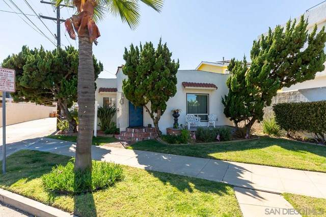 132 Palm, Coronado, CA 92118 (#210004252) :: Compass