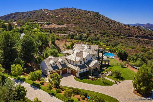18781 Heritage Drive, Poway, CA 92064 (#210004372) :: Yarbrough Group