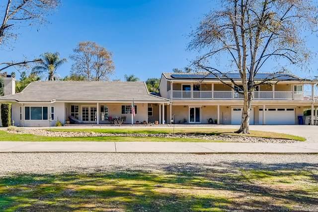 1831 Via Del Torrie, Alpine, CA 91901 (#210004436) :: Neuman & Neuman Real Estate Inc.