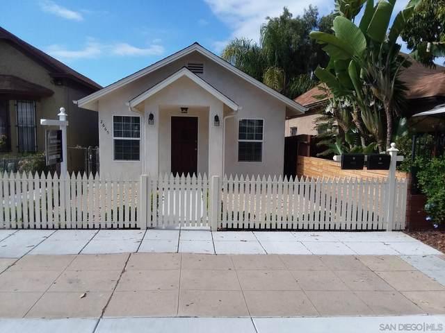 2665 L Street, San Diego, CA 92102 (#210004522) :: Carrie Filla & Associates