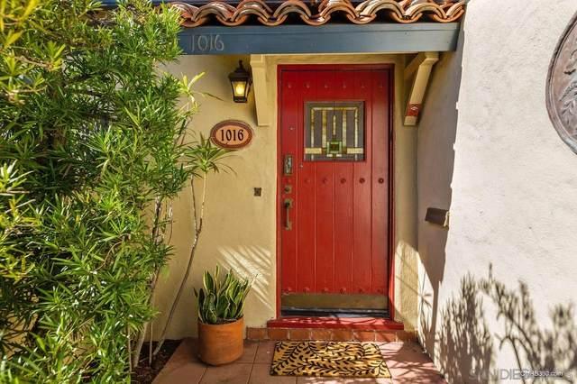 1016 Cypress Way, San Diego, CA 92103 (#210004630) :: Yarbrough Group