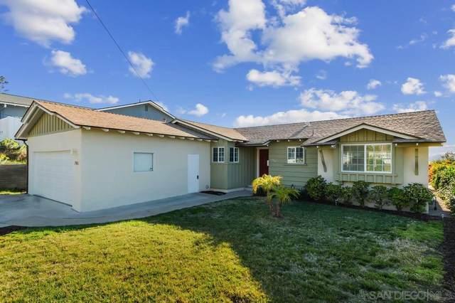 7961 Cinnabar Drive, La Mesa, CA 91941 (#210004722) :: Neuman & Neuman Real Estate Inc.