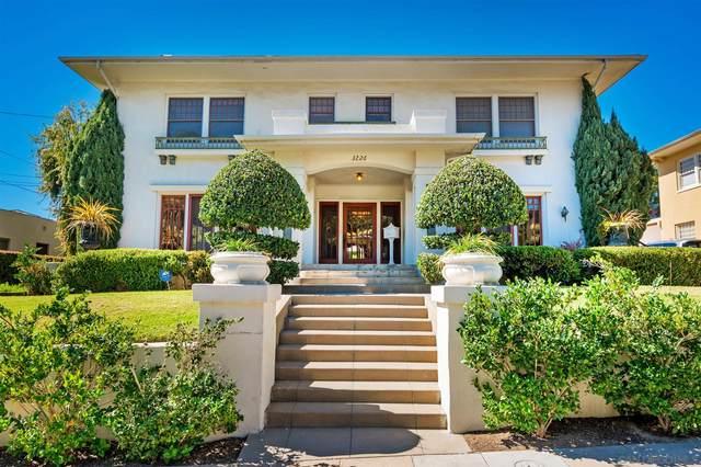 3226 Brant St., San Diego, CA 92103 (#210004757) :: Neuman & Neuman Real Estate Inc.