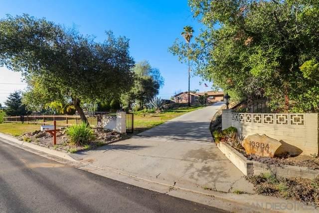 13334 Marjay Dr, Lakeside, CA 92040 (#210004830) :: Neuman & Neuman Real Estate Inc.
