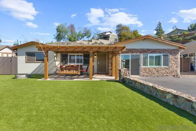 9225 Adlai Rd, Lakeside, CA 92040 (#210004948) :: PURE Real Estate Group