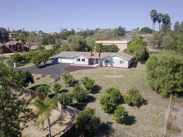 1106 S Stagecoach Ln., Fallbrook, CA 92028 (#210005024) :: Neuman & Neuman Real Estate Inc.