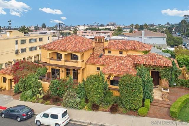 7402 High Avenue, La Jolla, CA 92037 (#210005240) :: Neuman & Neuman Real Estate Inc.