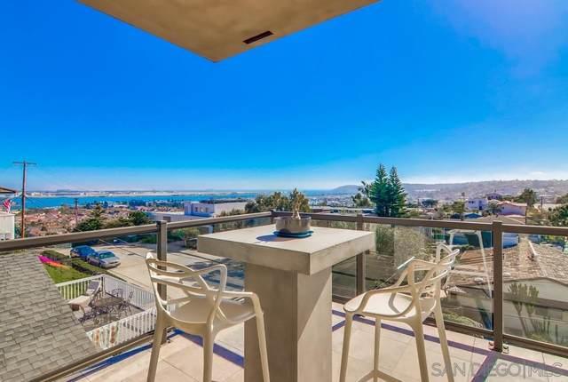 2065 Willow, San Diego, CA 92106 (#210005293) :: Neuman & Neuman Real Estate Inc.