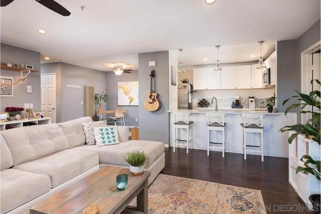 2037 Burton St #42, San Diego, CA 92111 (#210005478) :: PURE Real Estate Group